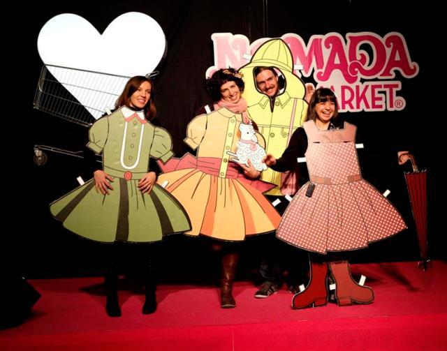 Ma soprattutto, dov'eravate quest'anno, oh figurini che tanta gioia ci regalaste l'anno scorso? Foto: www.nomadamarket.com