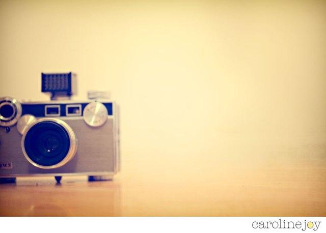 Mai fidarsi di una vecchia simil-lomo... ©carolinejoyblog.com