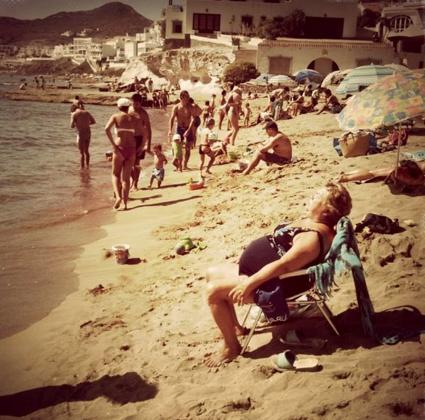 My farwell to summer 2011 (Cabo da Gata, Almeria)