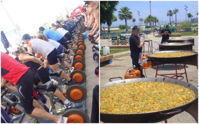 Valencia 2011: prima il dovere poi la paella