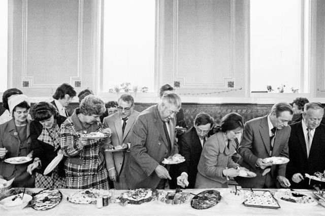 The Non Conformists, 1977 © Martin Parr/Magnum Photos